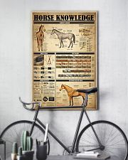 Horse Knowledge 4 24x36 Poster lifestyle-poster-7