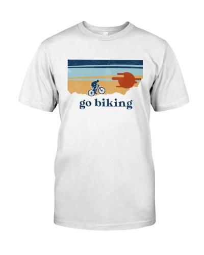 Go Biking Sunrise