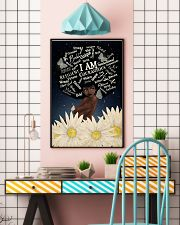 I Am Black 9  24x36 Poster lifestyle-poster-6