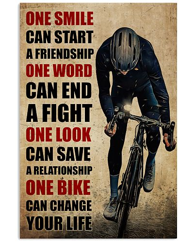 One Bike Can Change Your Life