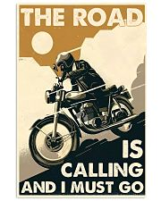 Motor Road Calling  24x36 Poster front