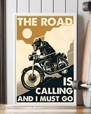 Motor Road Calling  24x36 Poster lifestyle-poster-4