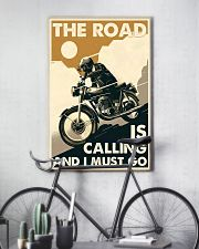 Motor Road Calling  24x36 Poster lifestyle-poster-7
