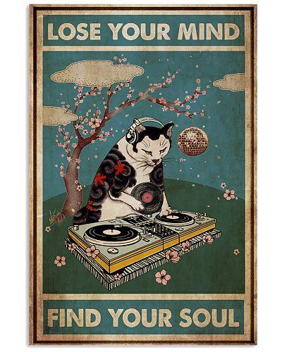 Cat DJ Lose Your Mind