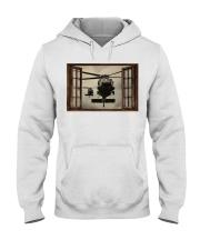 Helicopter Window Hooded Sweatshirt tile