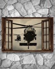 Helicopter Window 36x24 Poster aos-poster-landscape-36x24-lifestyle-12