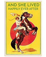 Cowgirl Happily Ever After 16x24 Poster front