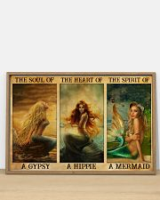 The Heart Of A Mermaid 36x24 Poster poster-landscape-36x24-lifestyle-03