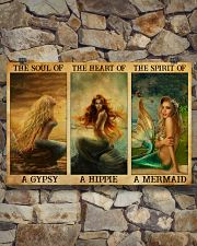 The Heart Of A Mermaid 36x24 Poster poster-landscape-36x24-lifestyle-15