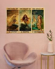 The Heart Of A Mermaid 36x24 Poster poster-landscape-36x24-lifestyle-19