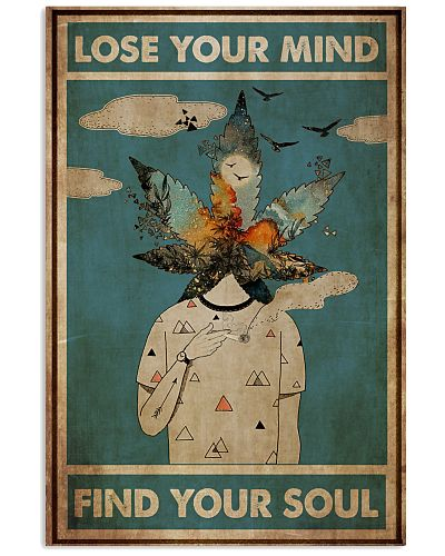 Cannabis Head Lose Your Mind