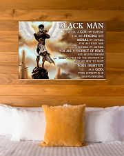 Black Angel You Are A God By Nature  36x24 Poster poster-landscape-36x24-lifestyle-23