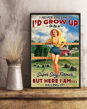 Super Sexy Farmer  24x36 Poster lifestyle-poster-3