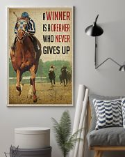 Racing Horse Winner 3 24x36 Poster lifestyle-poster-1
