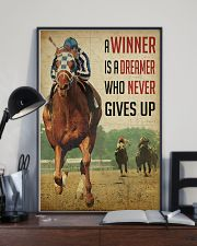 Racing Horse Winner 3 24x36 Poster lifestyle-poster-2