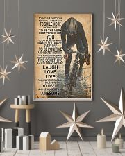 Cycle Today Is A Good Day 24x36 Poster lifestyle-holiday-poster-1