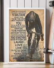 Cycle Today Is A Good Day 24x36 Poster lifestyle-poster-4
