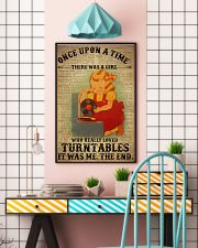 Girl Loved Turntables 24x36 Poster lifestyle-poster-6