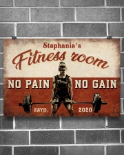 Girl Gym Room 36x24 Poster aos-poster-landscape-36x24-lifestyle-17