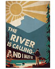 Fishing Calling 24x36 Poster front