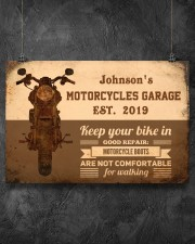 Motorcycles Garage  36x24 Poster aos-poster-landscape-36x24-lifestyle-11