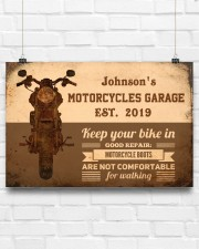 Motorcycles Garage  36x24 Poster aos-poster-landscape-36x24-lifestyle-16