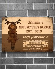 Motorcycles Garage  36x24 Poster aos-poster-landscape-36x24-lifestyle-17