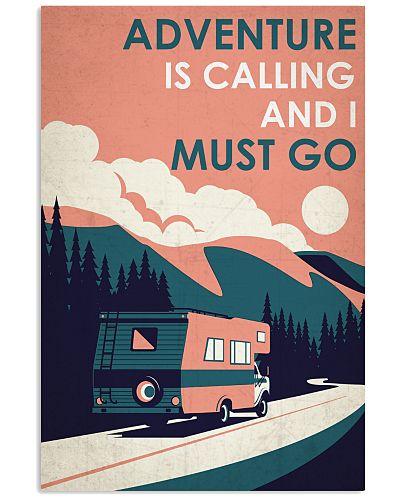 Campervan Adventure Is Calling