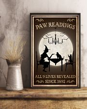 Paw Readings 9 Lives Revealed 24x36 Poster lifestyle-poster-3