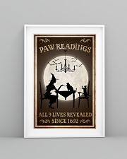 Paw Readings 9 Lives Revealed 24x36 Poster lifestyle-poster-5