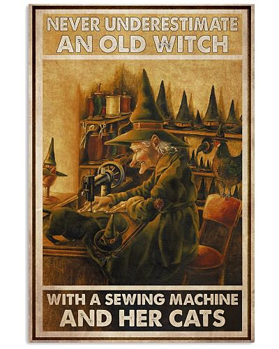 Never Underestimate An Old Witch