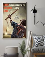 MS-D Face The Failure  24x36 Poster lifestyle-poster-1