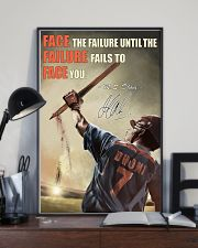 MS-D Face The Failure  24x36 Poster lifestyle-poster-2