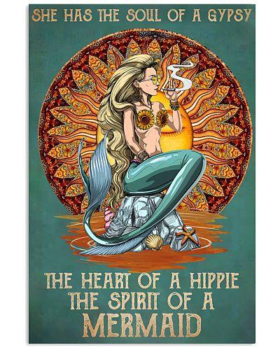 Hippie Mermaid 2