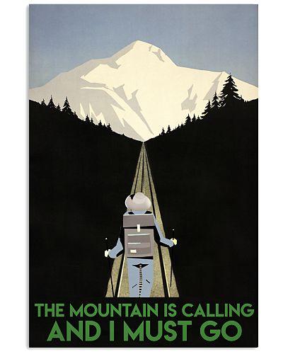 Hiking Mountains Calling