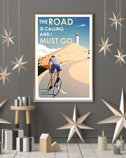 Cycling The Road Is Calling 24x36 Poster lifestyle-holiday-poster-1