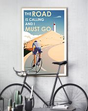 Cycling The Road Is Calling 24x36 Poster lifestyle-poster-7