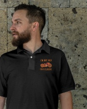 Vintage Motorcycle I'm A Classic Classic Polo garment-embroidery-classicpolo-lifestyle-08