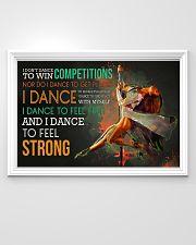 Pole Dancing I Dance 36x24 Poster poster-landscape-36x24-lifestyle-02