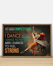 Pole Dancing I Dance 36x24 Poster poster-landscape-36x24-lifestyle-03