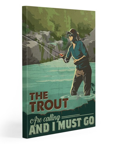 Trout Calling 2