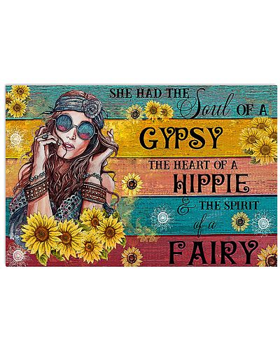 Hippie She Had The Soul