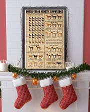 Horse Color Genetic Knowledge 16x24 Poster lifestyle-holiday-poster-4