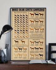 Horse Color Genetic Knowledge 16x24 Poster lifestyle-poster-2