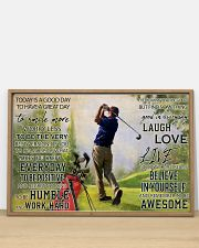 Golf Today Is A Good Day 36x24 Poster poster-landscape-36x24-lifestyle-03