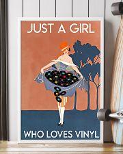 Vinyl Girl 2 24x36 Poster lifestyle-poster-4