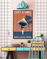 Vinyl Girl 2 24x36 Poster lifestyle-poster-6
