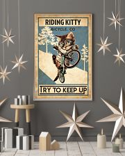 Cat Cycle 24x36 Poster lifestyle-holiday-poster-1