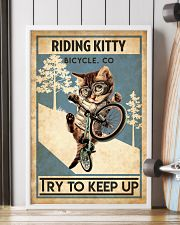 Cat Cycle 24x36 Poster lifestyle-poster-4