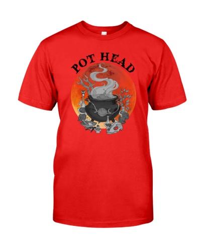 Witchcraft Pot Head